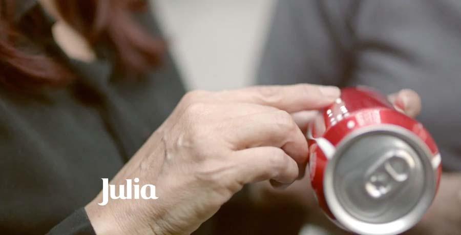 Coke-Braille