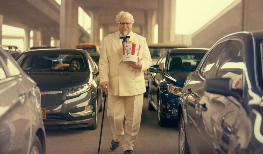 KFC-Colonel