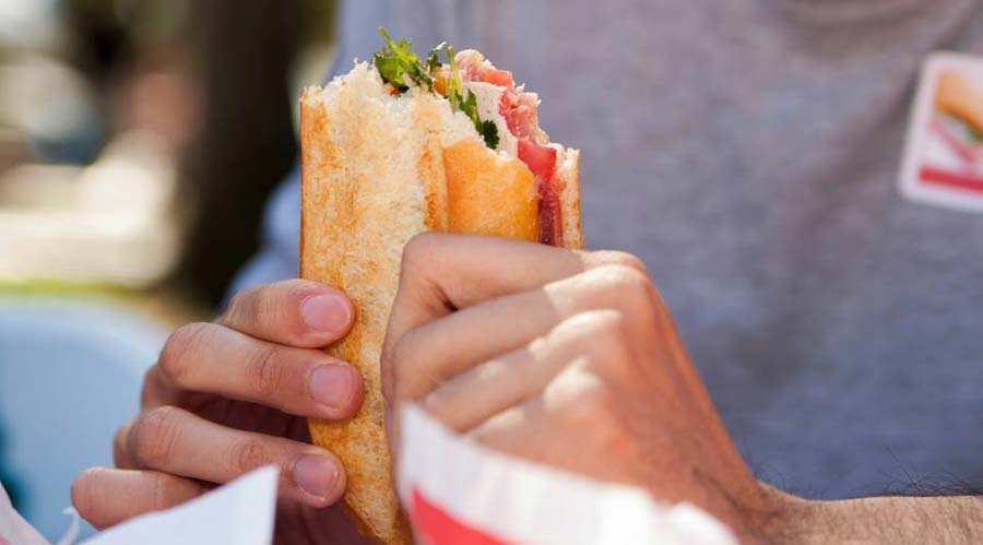 Asian Sandwich Chain Forced To Recall More Than 200,000 Pounds Of Meat