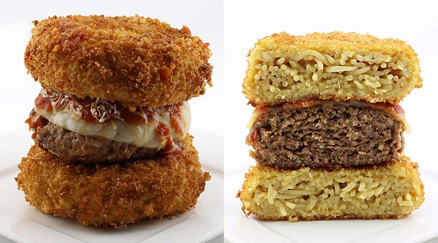 Spaghetti-Fried-Bun