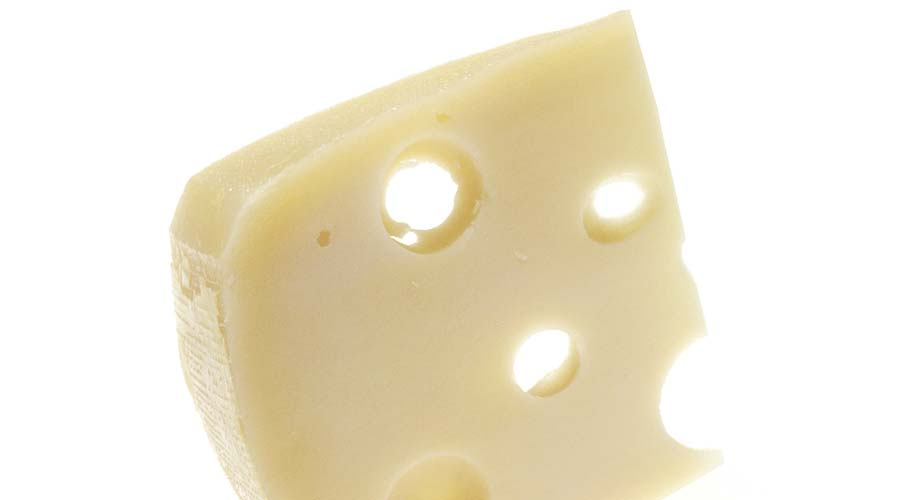 Swiss-Cheese-Mystery