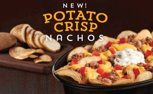This Is What Taco Bell's Looming POTATO CHIP NACHOS Will Look Like