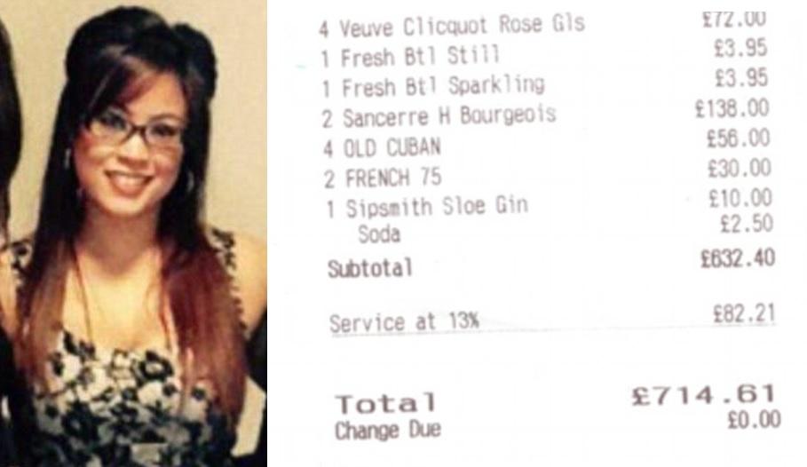 Audi Customer Offered Free Lunch After Car Gets Damaged, She Racks Up Epic $1100 Food Bill