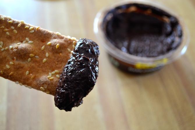 choco-hummus