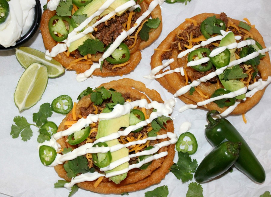 FUNNEL CAKE TACOS Are Real, Here's How To Make Them At Home