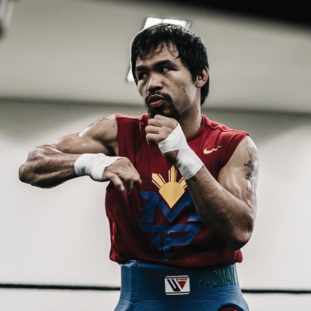 Check Out This Impressive Life-Sized Manny Pacquiao Cake