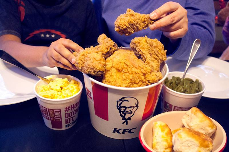 Taco Bell And KFC Want To Start Delivering Food To Your Doorstep
