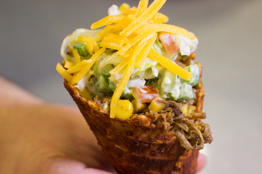ranch-taco-salad-cone-closeup