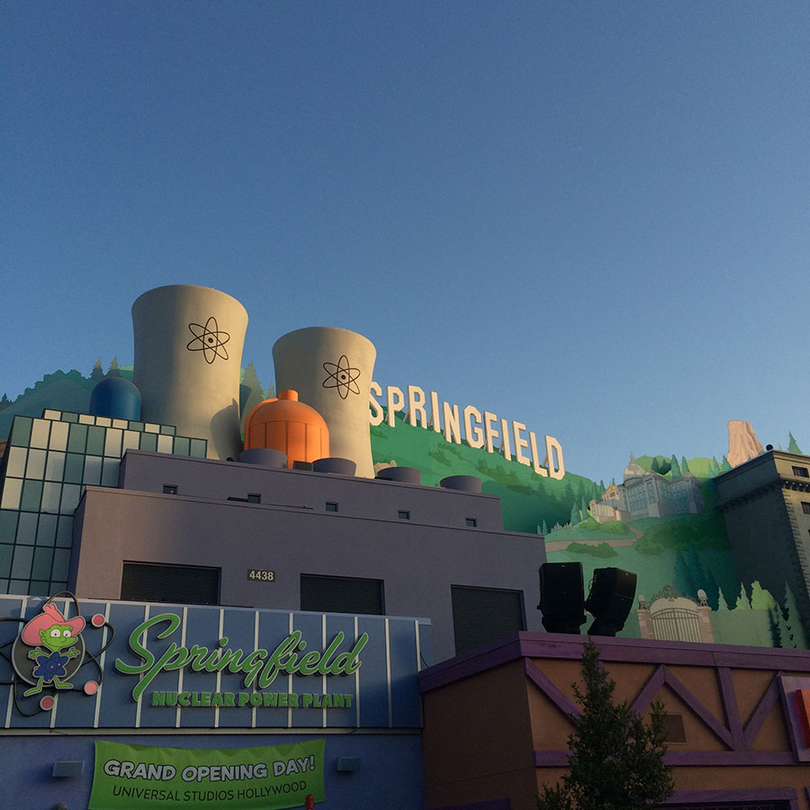 All The Simpsons Food Youll Eat In Springfield Land Universal