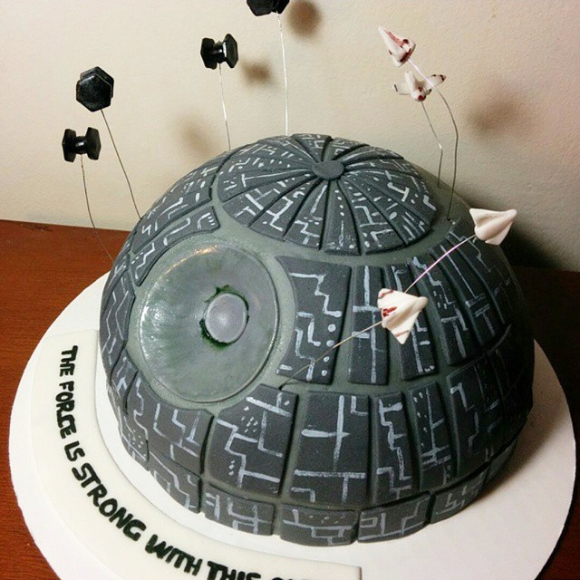 Star Wars Birthday Cake Mould