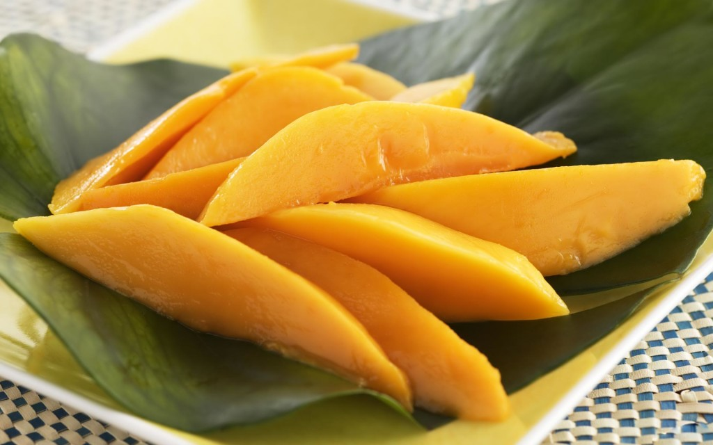 Why You Should Be Eating Mangoes Next Time You're High