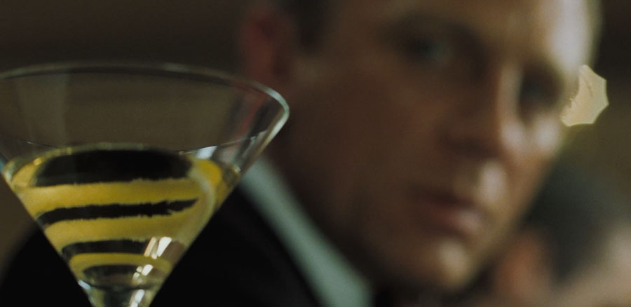This Is Exactly How Much James Bond Drinks In The Movies