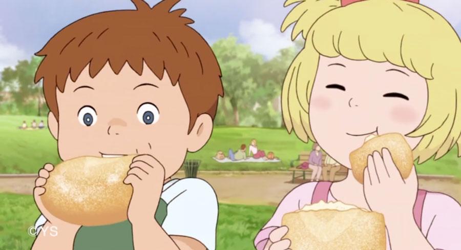 Ghibli-Bread-Commercials