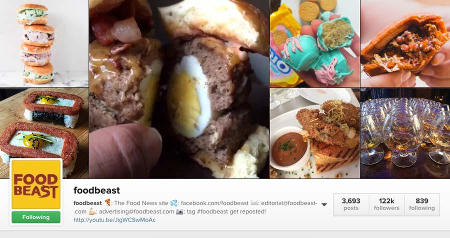 Instagram-Calories