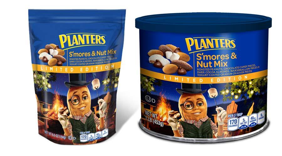 Planters-Smores