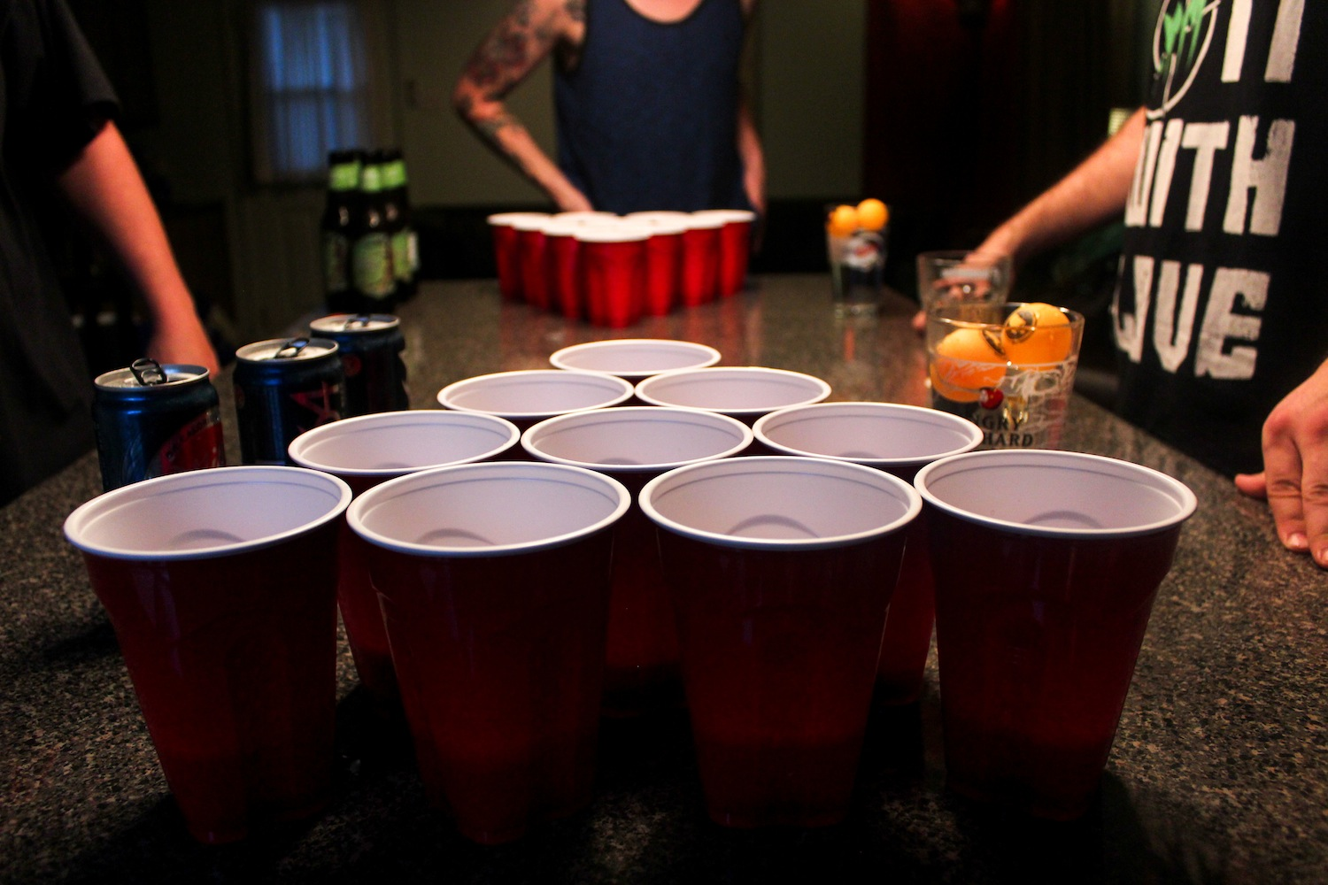 College Student Shot And Killed After Argument About Beer Pong Rules