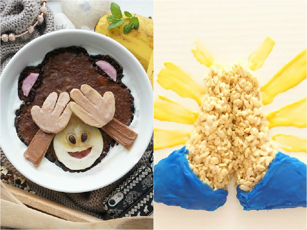 Your Favorite Emojis Recreated With Delicious Food