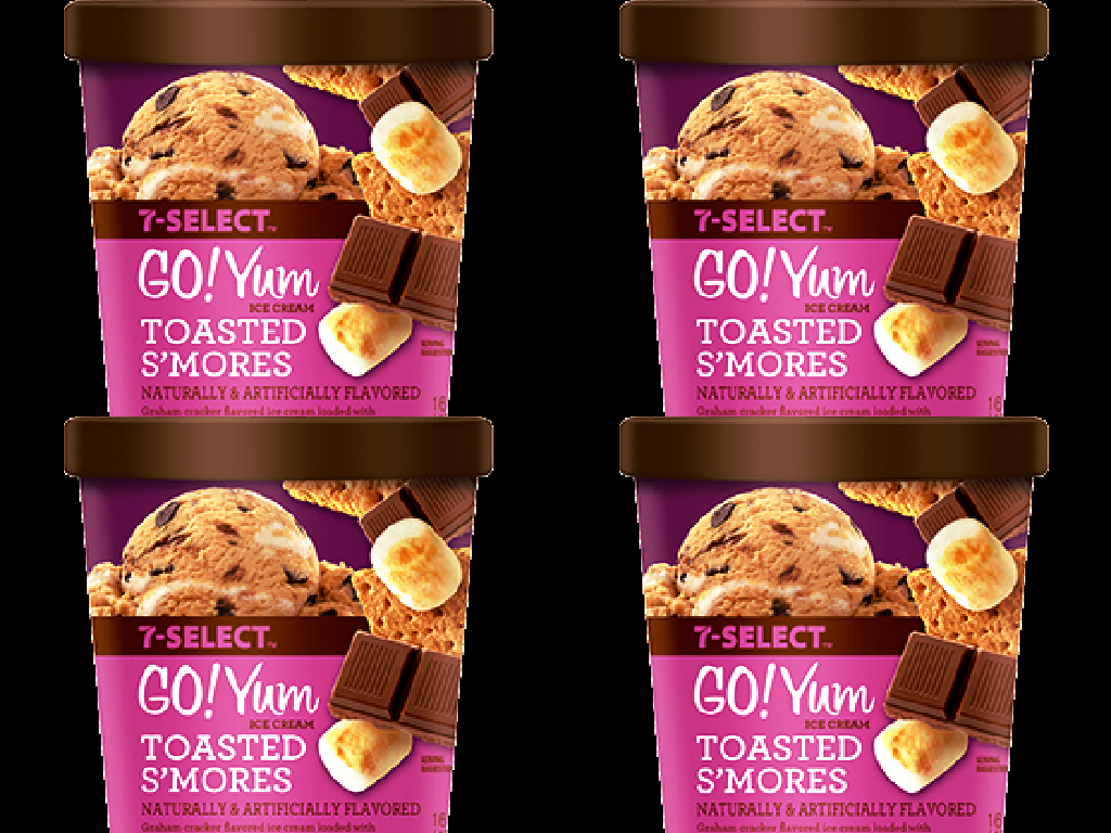 7-Eleven Now Has A Toasted S'mores Ice Cream