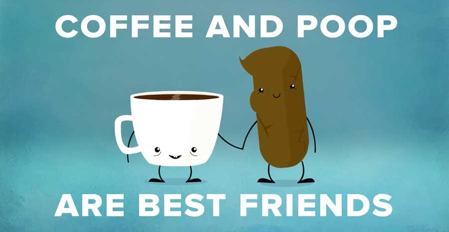 Coffee-Poop-Short