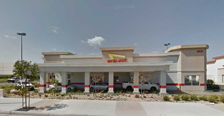 Man Suing In-N-Out For Allegedly Serving Him A Meth Milkshake