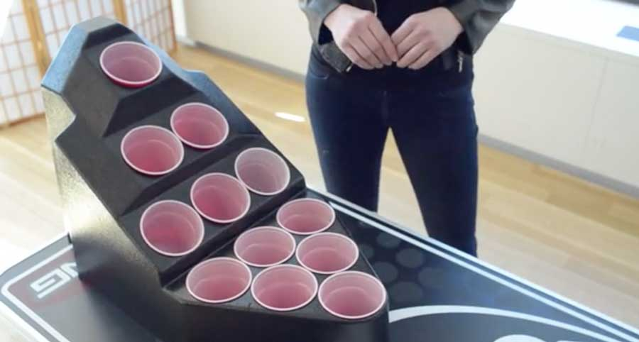 'Mountain Pong' Is The Beer Pong Expansion Set You Never Knew You Wanted