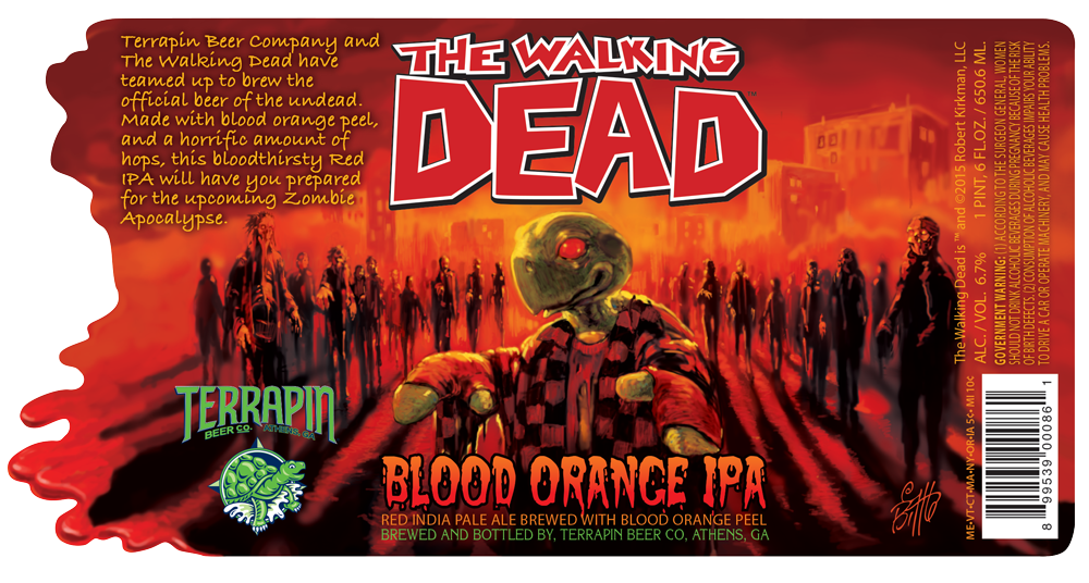 The Walking Dead Is Finally Getting An Official Beer