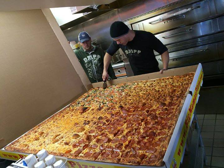 Big Mama Papa Pizza