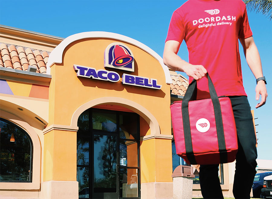Taco Bell Officially Launches Its Delivery Service At More Than 200 Restaurants Today