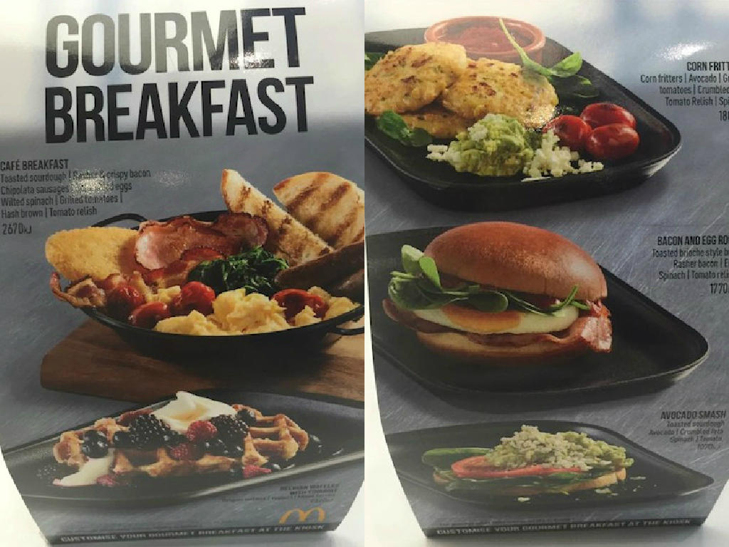 McDonald's Tries To Get Fancy With New 'Gourmet Breakfast'