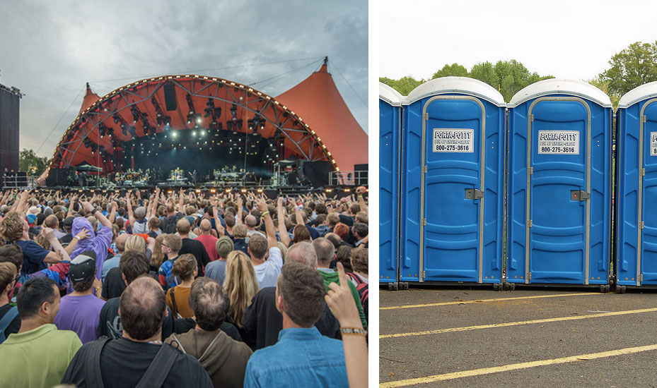 This Popular Music Festival Plans To Turn People's Pee Into Beer
