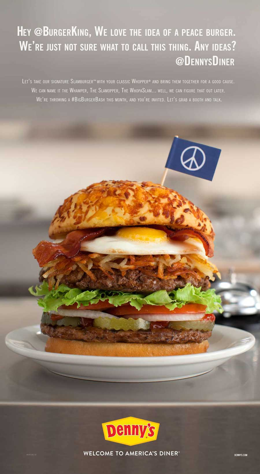 Dennys-BK-Peace-Burger