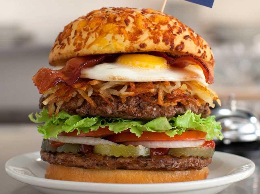 mcdonalds how to make burgers