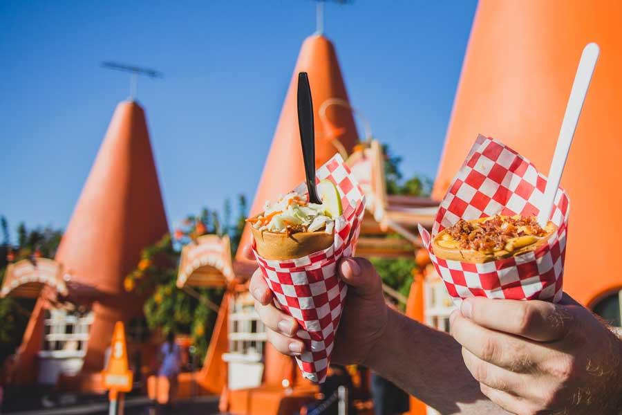 Disneyland-Cones