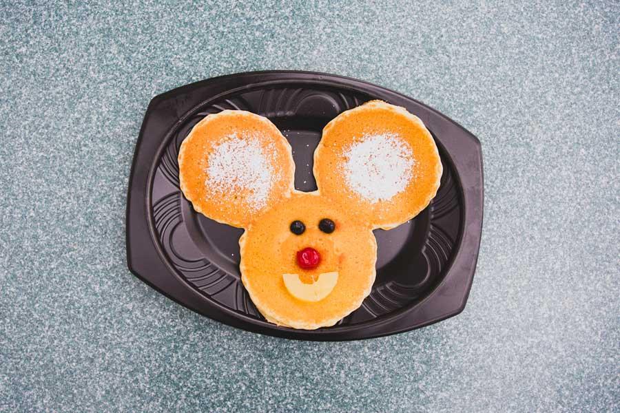 Disneyland-Pancakes