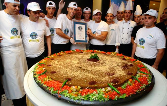 Largest Falafel