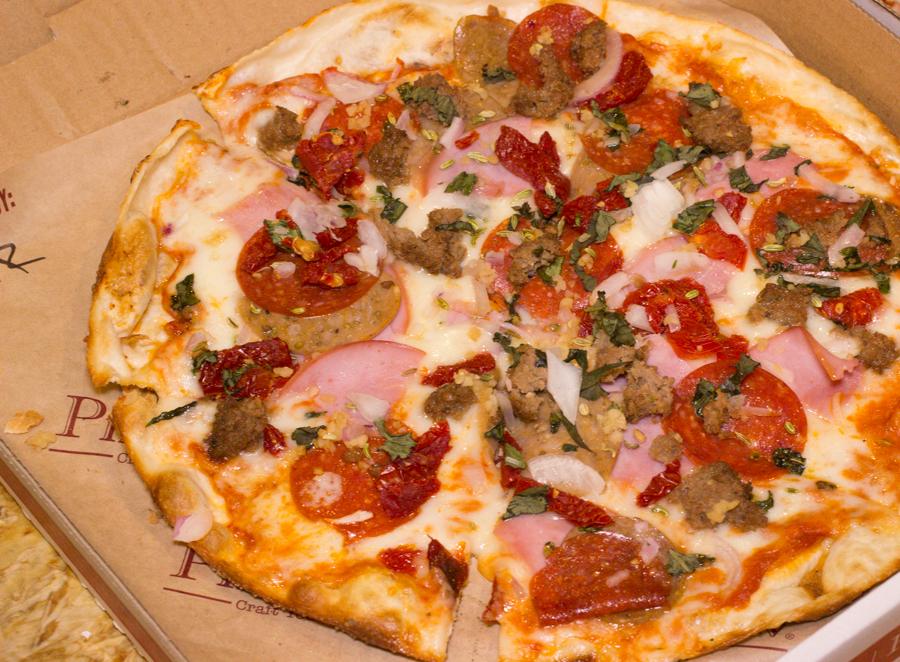 Reckless Pizza Pizza Rev