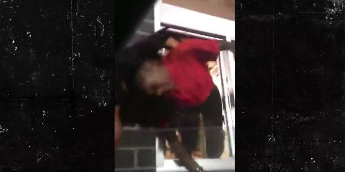 Insane Video Shows Customer Grabbing A Worker By The Hair And Pull Her Out The Drive-Thru Window