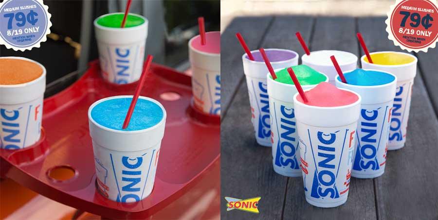 Sonic-Slush-Deal