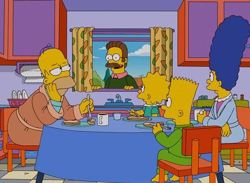 Major Simpsons Fan Renovating Entire Kitchen To Look Like