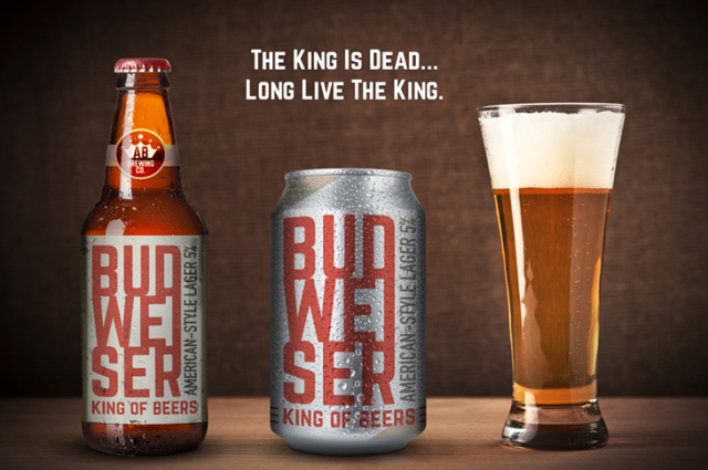This Is What Coors And Budweiser Look Like As Craft Beers
