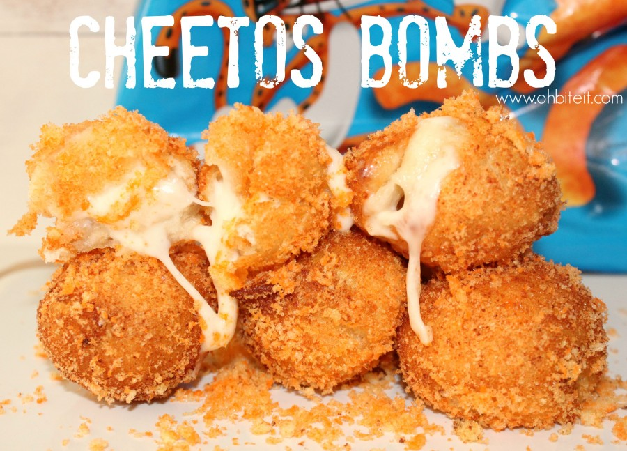 How To Turn Your Cheetos Into Deep-Fried Cheese Bombs