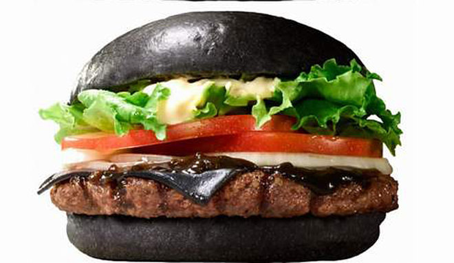 Spooky Black Bunned Whopper Coming To Burger King This