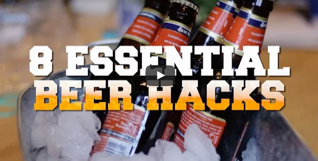 8 Essential Beer Hacks You Need To Know Immediately