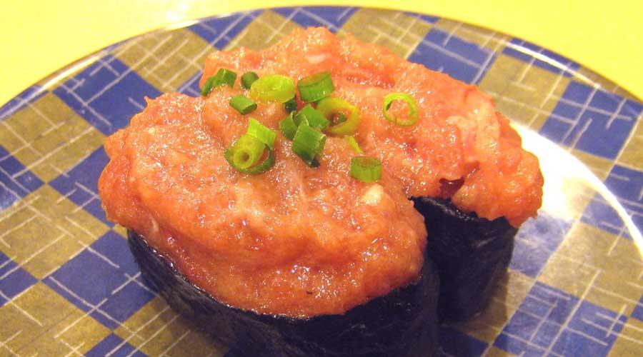 Negitoro-Sushi