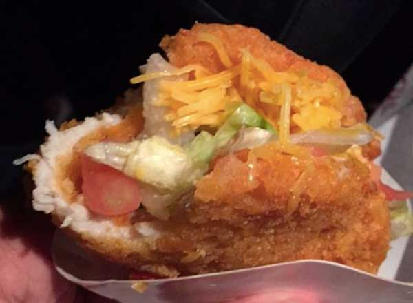 Taco Bell Is Making Fried Chicken Taco Shells, Here's What We Know