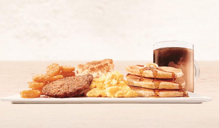 Burger King Breakfast Franchise
