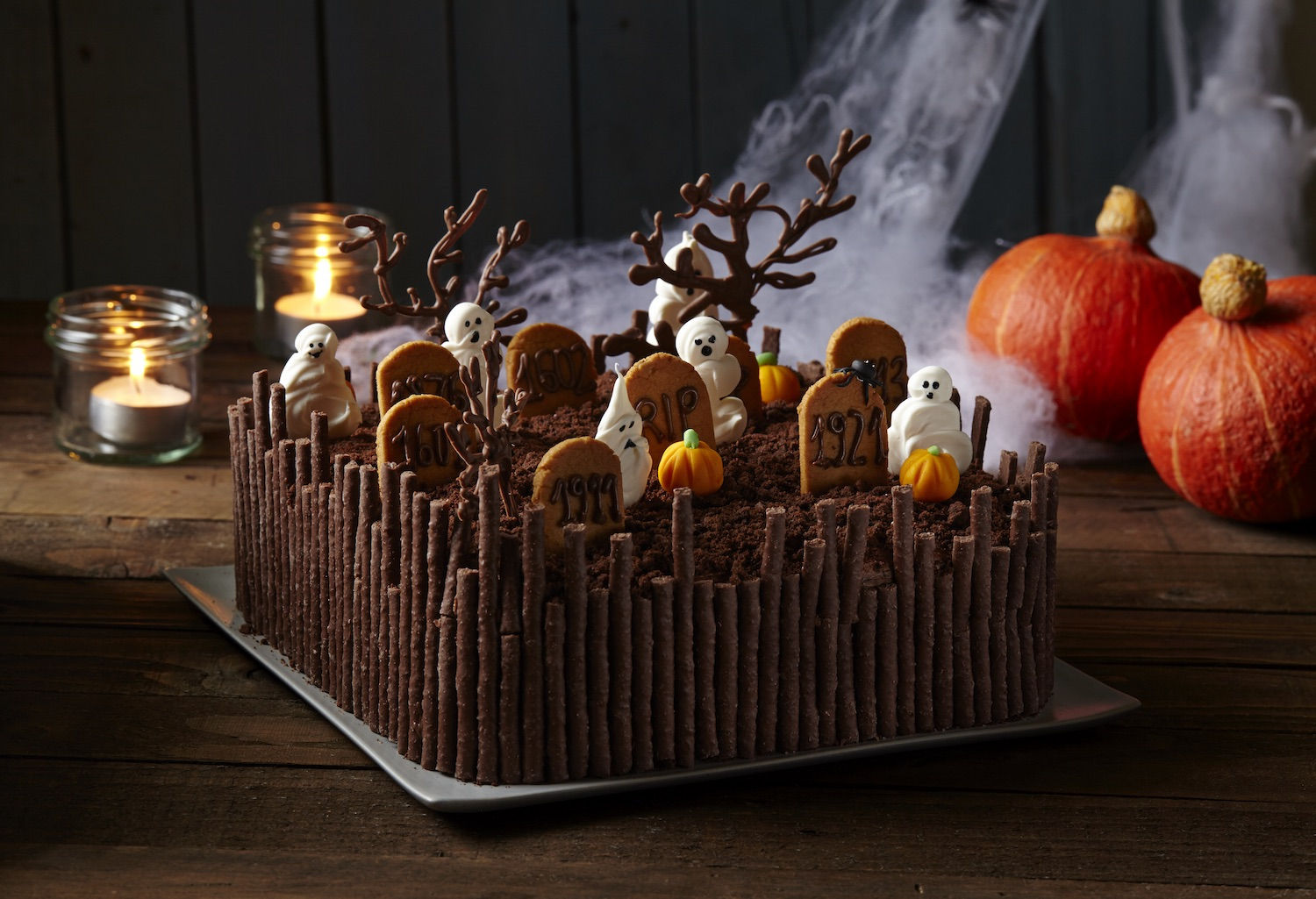 Graveyard Cake recommendations