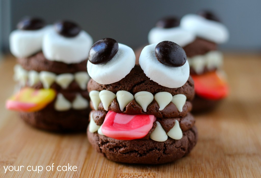 Cute Halloween Cake Recipes