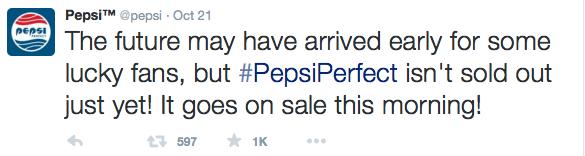 Pepsi Tweet 01