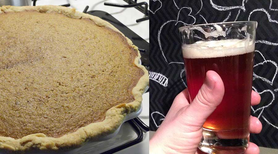 You Can Now Enjoy Pumpkin Pie Beer Before Thanksgiving, Here's Where To Find It First